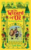 Wizard of Oz (Barnes & Noble Omnibus Leatherbound Classics)