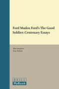 Ford Madox Ford's <i>The Good Soldier</i>
