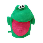 "Two's Company bath body ""Frog"" mitten"