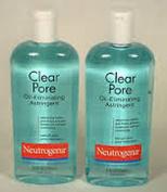 Neutrogena Oil-Eliminating Astringent Clear Pore 240ml
