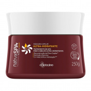 Linha Nativa Spa Boticario - Mascara Capilar Ultra Hidratante Monoi e Argan 250 Gr -