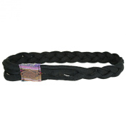 Turtle Fur - Women's Nepal Braidy Headband, Lightweight Hand Braided Headband