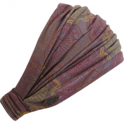 Turtle Fur - Women's Nepal Gaia Headband, Lightweight Organic Cotton Headband