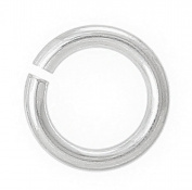 Generic Sterling Silver Open Jump Rings Pack of 10pcs