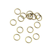 1160 Pieces Jewellery Making Findings Antique Bronze Charms FL2313 Jump Rings Craft Lots Repair Supplies
