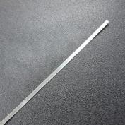 Silver Bezel Wire, .999 Dead Soft Fine Silver, 30cm Length