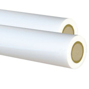 MyBinding.com 46cm x 300m Soft Touch Matte Laminating Film - 7.6cm Core Clear