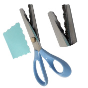 20cm Chrome-plated Crafter's Scallop Shears