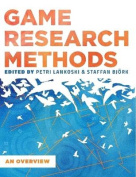 Game Research Methods