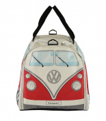 VW SPORTS & TRAVEL BAG - RED
