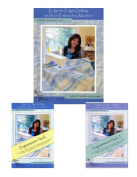 Edge to Edge Quilting Book with CD, Expansion Pack, and Expansion Pack 2 Bundle