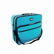 Tutto Turquoise 48cm Embroidery Project Bag