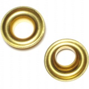 Hard-to-Find Fastener 014973225568 Grommets, 1cm , 15-Piece