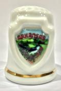 Arkansas Souvenir Collectible Lpco Thimble