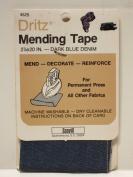 Dritz Mending Tape -7.3cm x 50cm - Dark Blue Denim