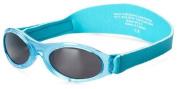 Adventure BanZ Baby Sunglasses, Caribbean Blue, Infants 0-2 Years Colour