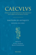 Emotions in Antiquity