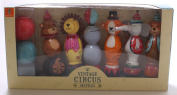 Orange Tree Toys : Vintage Wooden Circus Skittles
