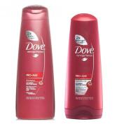 Dove Pro Age Hair Therapy - Shampoo (250 ml) & Conditioner