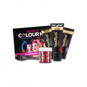 La Riche Directions Colour Kit Inc Shampoo, Hair Dye & Conditioner 100ml-Flamingo Pink