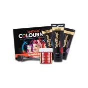 La Riche Directions Colour Kit Inc Shampoo, Hair Dye & Conditioner 100ml-Mandarin