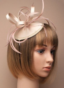 Allsorts® Champagne Aliceband Headband Hat Fascinator Ladies Day Races Royal Ascot