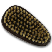 Hydrea of London Walnut Wood Nail Brush