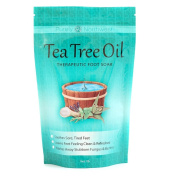 Tea Tree Oil Foot Soak With Epsom Salt, Helps Treat Nail Fungus , Athletes Foot & Stubborn Foot Odour 470ml