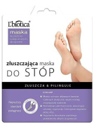 L'biotica Exfoliating Peel Foot Sock Mask (40ml x 4) SPECIAL OFFER