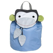 Franck and Fischer Kids Backpack Monkey Theodor Blue