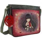 Santoro Gorjuss Coated Cross Body Bag - The Collector