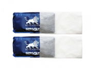 Blue Lion Reusable Hot & Cold Gel with Sleeve Cover - Twin Pack