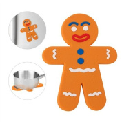 Trivet The Man magnetic silicone