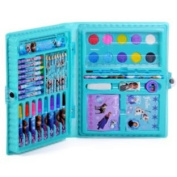 Disney Frozen 52 piece Art Case with handle for easy transport