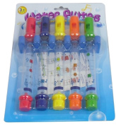 Pack of 10, Bath Water Flutes (Toy for Kids To Have Bath!) Inc Music Sheets