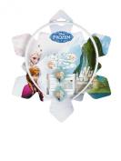 Disney Frozen 5-Piece Hair Set - Frozen Hair Band and Hair Clips