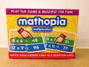 Mathopia Multiplication Card Game