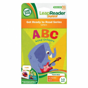 Leapfrog Leapreader Junior Book Animal Orchestra Alphabet Abc