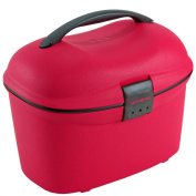 Samsonite Cabin Collection Beauty Case/Strap Bright Pink