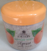 3x Cyclax Nature Pure Apricot Facial Scrub 300ml