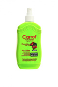 Carrot Sun® Tropical Fruit Tan Accelerator Spray Oil with Carrot Oil, Henna, & L-Tyrosine for a GOLDEN tan-FAST! 200ml