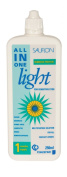 Sauflon All In One Light 1 Month Contact Lens Solution