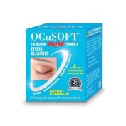 Ocusoft Plus Lid Scrub Cleanser 20 Individual Pads Triple Pack 3 x 20
