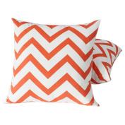 New Arrvial Chevron Zig Wave Linen Cotton Cushion Cover Home Decor Throw Pillow Case