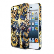 Doctor Who DW Van Gogh Exploding Tardis Covers