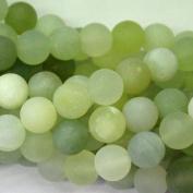 Natural Unpolished New Jade 10mm Round Jewerlry Making Gemstone Beads