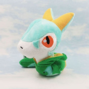 18cm Pokemon Plush Serperior Plush Anime Doll Stuffed Animals Cute Soft Collection Toy Best Gift for Kids