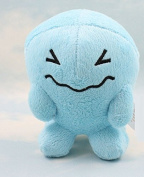 15cm Pokemon Plush Wobbuffet Plush Anime Doll Stuffed Animals Cute Soft Collection Toy Best Gift for Kids
