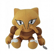 16cm Pokemon Plush Alakazam Plush Anime Doll Stuffed Animals Cute Soft Collection Toy Best Gift for Kids