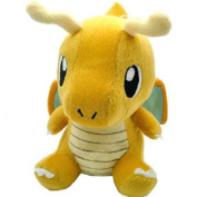 18cm Pokemon Plush Dragonite Pikachu Plush Anime Doll Stuffed Animals Cute Soft Collection Toy Best Gift for Kids